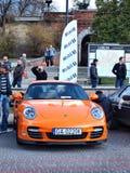 2012 ανεμιστήρες Porsche συμβάσεων Στοκ Εικόνα