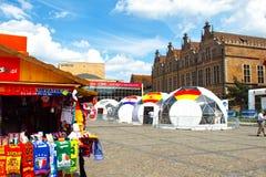 2012 ευρώ χρωμάτων Στοκ Φωτογραφία