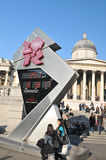2012 Ολυμπιακοί Αγώνες του Λονδίνου αντίστροφης μέτρησης στοκ φωτογραφία