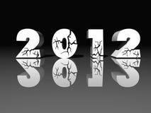 2012 года Стоковая Фотография RF