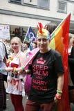 2012, гордость Лондон, Worldpride Стоковые Фотографии RF