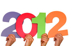 2012 года Стоковая Фотография
