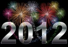 2012 Новый Год Стоковые Изображения