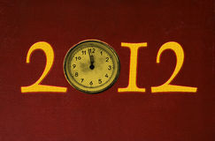 2012 Новый Год стоковые изображения rf