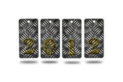 2012 Новый Год Стоковое Изображение