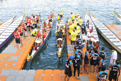 2012 чемпионата бьют мир idbf экипажа Стоковое Фото