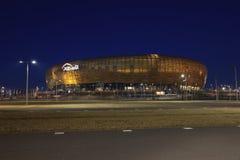 2012年冠军欧元体育场 库存照片