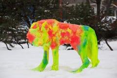 2012年安大略渥太华winterlude 免版税库存图片