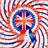 2012年庆祝奥林匹克的伦敦 库存照片