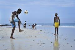 2012_10_24_AMISOM_Lido_Beach_A Stock Image