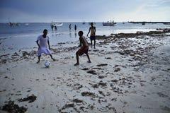 2012_10_24_AMISOM_Lido_Beach_C Royalty Free Stock Images
