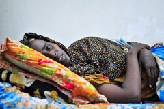 2012_11_30_AMISOM_Kismayo_Day3_I Stock Image