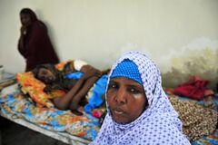 2012_11_30_AMISOM_Kismayo_Day3_J Stock Photo