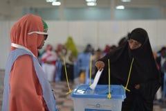 2012_12_12_Somaliland_Elections-2 Stock Image