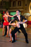 Ο καλλιτεχνικός χορός απονέμει το 2012-2013 Στοκ Φωτογραφίες