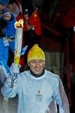 молодость 2012 игр олимпийская Стоковые Изображения