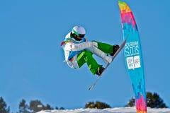 2012场比赛奥林匹克青年时期 免版税库存照片