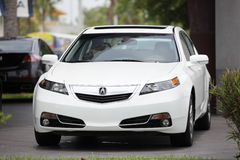 2012 Acura TL Royalty Free Stock Images