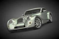 2012 aero coupe morgan Royaltyfri Bild