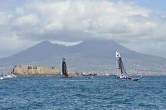 2012 America filiżanka Naples s obraz royalty free