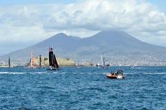 2012 America filiżanka Naples s obraz stock