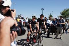 2012 amgen boswell California Ian wycieczka turysyczna Zdjęcia Royalty Free