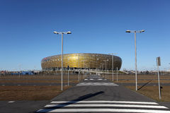 2012 areny euro Gdansk pge Poland stadium uefa Zdjęcia Stock