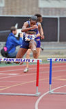 2012 athlétisme - obstacles Images libres de droits