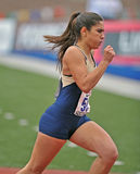 2012 atletismo - cañizos Foto de archivo libre de regalías