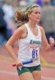 2012 atletismo - corredor de Loyola Fotografia de Stock Royalty Free