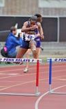 2012 atletismo - obstáculos Imagens de Stock Royalty Free