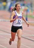 2012 atletismo - obstáculos Foto de Stock