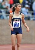 2012 atletismo - relais de las señoras 4x100 Imagen de archivo