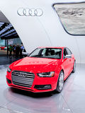 2012 Audi S4 NAIAS Detroit Stock Photos