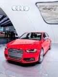 2012 Audi S4 NAIAS Detroit Stock Foto's