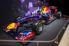 2012 auto salong switzerland för bil f1 geneve Arkivfoton