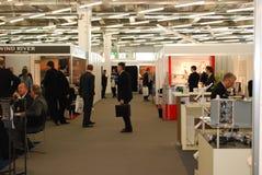 2012 awionika Europe wystawa zdjęcia stock
