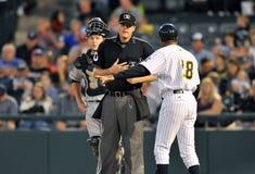 2012 béisbol de la liga menor - campeón del este de Lge Fotos de archivo