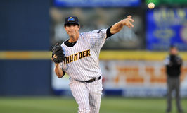 2012 béisbol de la liga menor - campeón del este de Lge Fotos de archivo libres de regalías