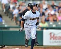 2012 béisbol de la liga menor - liga del este Fotografía de archivo