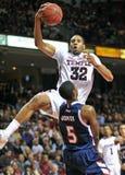 2012 baloncesto del NCAA - despegue Imágenes de archivo libres de regalías