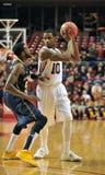 2012 baloncesto para hombre del NCAA - búhos del templo Imagen de archivo libre de regalías