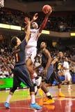 2012 baloncesto para hombre del NCAA - búhos del templo Fotografía de archivo libre de regalías