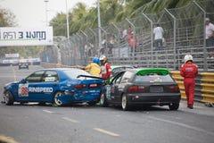 2012 bangsaen скорость Таиланд празднества Стоковое фото RF