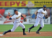 2012 base-ball de Ligue Mineure - ligue orientale Image stock