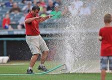 2012 baseball della Lega Minore - lega orientale Fotografia Stock