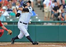 2012 baseball della Lega Minore - lega orientale Fotografie Stock