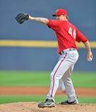 2012 baseball della Lega Minore - lega orientale Immagine Stock
