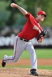 2012 baseball della Lega Minore - lega orientale Fotografia Stock Libera da Diritti