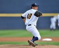 2012 baseball della Lega Minore - lega orientale Fotografie Stock Libere da Diritti
